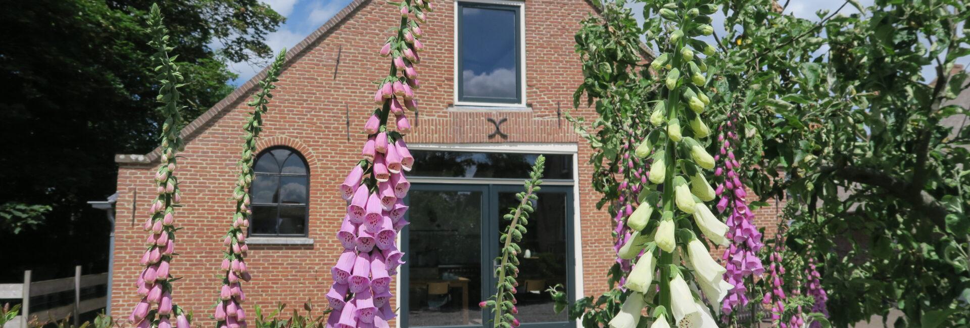 vergaderen tussen het groen Hendrikshoeve Loosdrecht